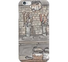Urban Sketch of Roam Bar iPhone Case/Skin