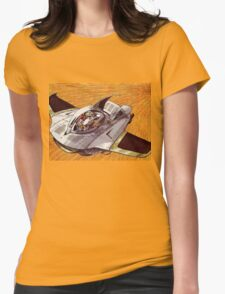 Chrono Fly Womens Fitted T-Shirt