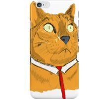 Buisness Cat iPhone Case/Skin