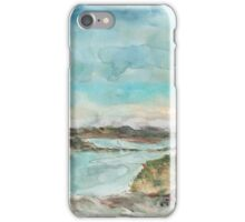 A view of San Francisco Bay iPhone Case/Skin