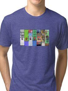 Pokemon Trainer Evolution Tri-blend T-Shirt