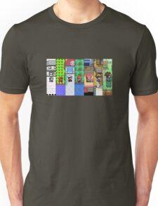 Pokemon Trainer Evolution Unisex T-Shirt