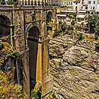 Puente Nuevo Bridge, Ronda, Andalucia, Spain by TonyCrehan