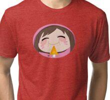 Time to raise my DPM (Doritos per minute)! Tri-blend T-Shirt