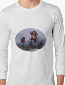 Happy Car Long Sleeve T-Shirt