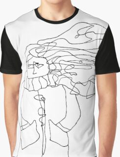 Bus Stop Betty Graphic T-Shirt
