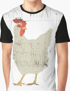 Guess What? Chicken But Graphic T-Shirt