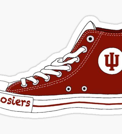 IU Converse Sticker