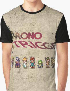 Chrono Trigger Graphic T-Shirt