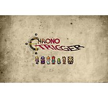 Chrono Trigger Photographic Print