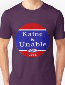 Kaine & Unable 2016 Unisex T-Shirt