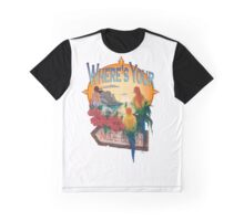 Into The Sunset Graphic T-Shirt