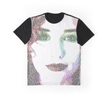 Tori Amos (with Cornflake girl lyrics) Graphic T-Shirt