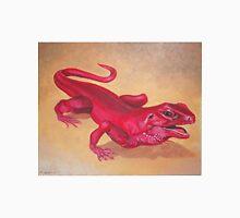 A Lizard in Crimson Unisex T-Shirt