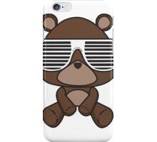 Boss Bear iPhone Case/Skin