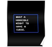 Cursed Night Poster