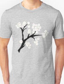 pixel cherry blossom  T-Shirt