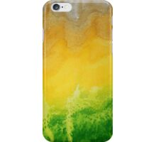 Stormy Mesa original painting iPhone Case/Skin