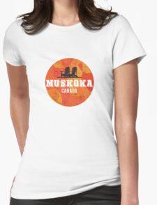 Muskoka Chairs Womens Fitted T-Shirt