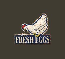 fresh eggs sign Unisex T-Shirt