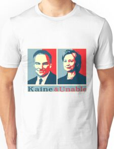 Kaine And Unable! Unisex T-Shirt