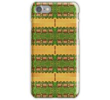 Electronic Circuit Pattern iPhone Case/Skin