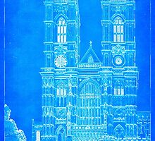 Westminster Abbey - Designed For The Ages by Mark Tisdale