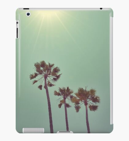 Beaming iPad Case/Skin