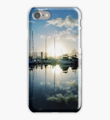 mirrored marina iPhone Case/Skin