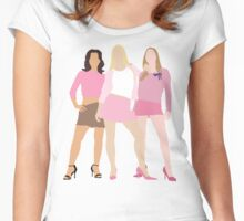 Mean Girls Women's Fitted Scoop T-Shirt