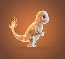 Porymon Charmander | Pokemon by abowersock