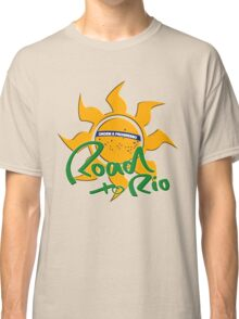 ROAD to RIO - Summer 2016 - Olympia Classic T-Shirt