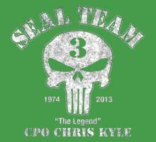 Chris Kyle American The Legend,US Sniper  Kids Tee