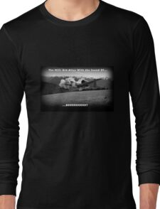 A-10 Warthog BRRRT Long Sleeve T-Shirt