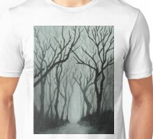 Forest in the Fog Unisex T-Shirt