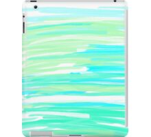 Blue Seas iPad Case/Skin