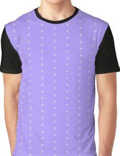 8-Bit Snow Storm Graphic T-Shirt