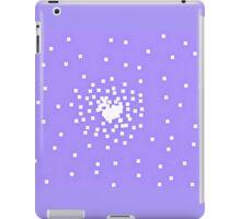8-Bit Snow Storm iPad Case/Skin