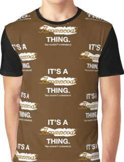 Its a Browncoat thing. Graphic T-Shirt