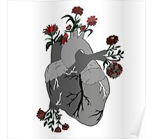 A Decaying Heart Poster