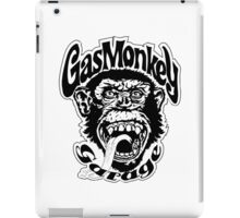 Gas monkey iPad Case/Skin