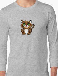 Tiger Kitty Long Sleeve T-Shirt