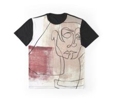 squigglehead with rollers - drawing Graphic T-Shirt
