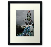 Dr. Seuss  Framed Print
