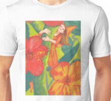 Hibiscus Fairy Unisex T-Shirt