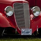 Cherry Ford Roadster by sundawg7