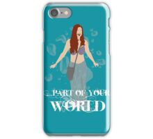 Our Little Mermaid iPhone Case/Skin