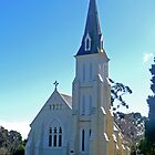 St Andrews Church, Evandale, Tasmania by Margaret  Hyde