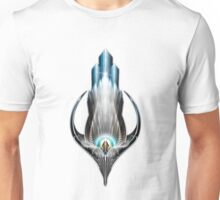 Ice Vision Of The Imperial View Unisex T-Shirt