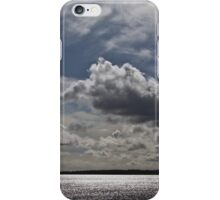 sea & clouds iPhone Case/Skin